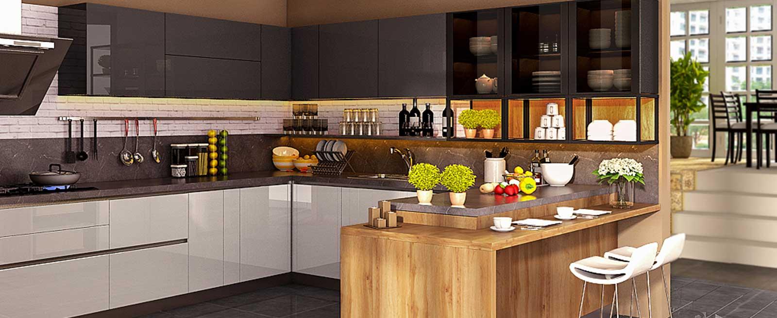 Modular Design Kitchen in Mumbai – Gravitymart.com